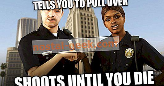 15 meme GTA V troppo divertenti per le parole