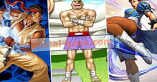 Classement de chaque personnage de Super Street Fighter II, du pire au meilleur