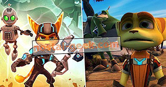 Ratchet & Clank: Les 5 meilleurs et 5 pires jeux de la franchise (selon Metacritic)