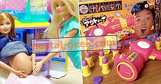 25 jouets pour enfants inappropriés que vous ne connaissiez jamais