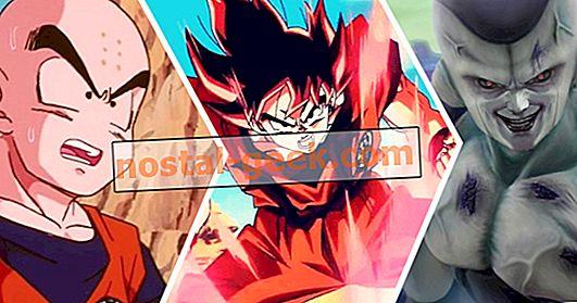 Rangfolge der Dragon Ball Z-Charaktere nach Leistungsstufe