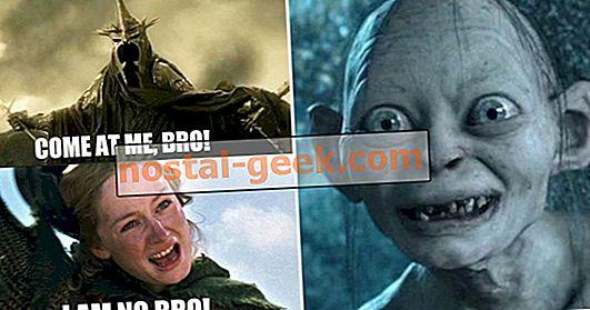 20 Urkomische Meme von Herr der Ringe, die die Art und Weise verändern, wie wir die Filme sehen