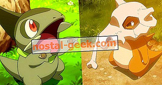 Chaque Pokémon qui peut apprendre un faux glissement