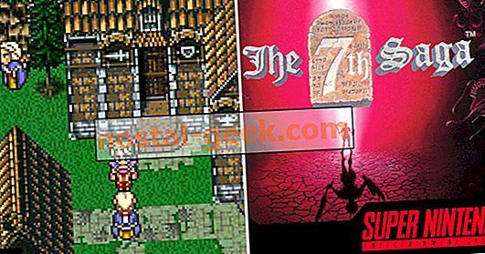 RPG rétro: les 8 MEILLEURS et les 7 PIRES jeux de rôle Super Nintendo