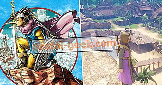 Rangking Setiap Game Mainline Dragon Quest Dari Yang Terburuk ke Yang Terbaik