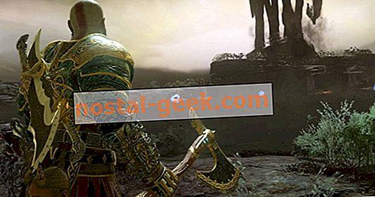 God Of War: Panduan Utama Untuk Menemukan Lokasi Jangkar Kabut