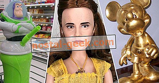 11 objets de collection Disney qui valent une fortune (et 11 trop embarrassants)
