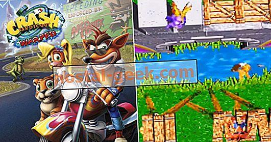 Peringkat 5 Game Game Crash Bandicoot Terbaik (& 5 Terburuk)