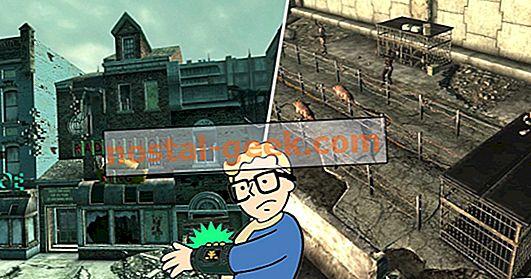 25 endroits cachés dans Fallout 3, même les super fans n'ont pas été trouvés