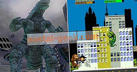 ゴジラ:最高で最悪の10の怪獣ビデオゲーム、ランク付け