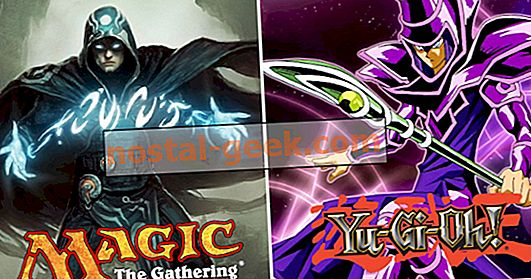 20 motivi per cui Yu-Gi-Oh!  È molto meglio della magia: The Gathering