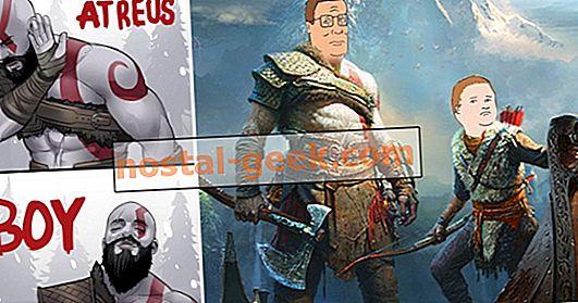 25 God Of War PS4 Memes som är för lustiga för ord