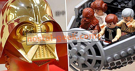 30 Star Wars Actionfiguren, die heute ein Vermögen wert sind