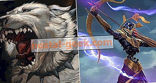 10 Komandan Mono-Putih Terkuat dalam Sihir: The Gathering