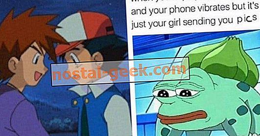 23 memi Pokémon divertenti che hanno attraversato la linea