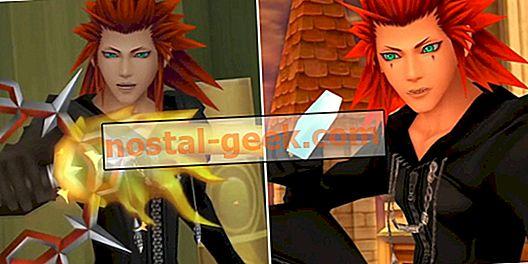 10 volte Axel è stato il miglior personaggio di Kingdom Hearts