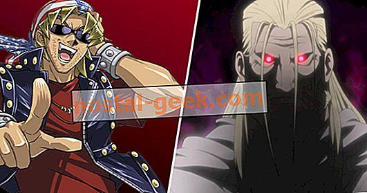 Les 20 méchants les plus forts de l'anime (et 10 qui sont ridiculement faibles)