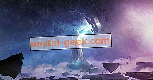 Destiny 2: le meilleur concept art inutilisé des jeux vidéo