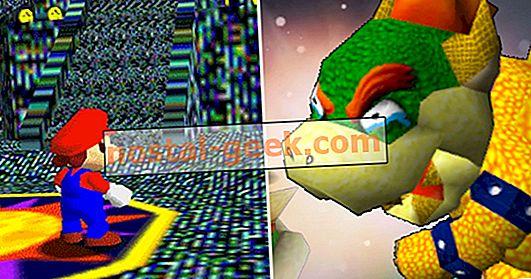 21 secrets cachés que vous n'avez toujours pas trouvés dans Super Mario 64