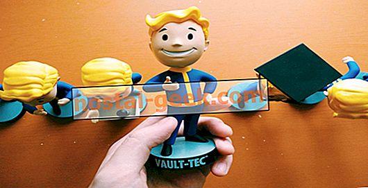 Fallout 4's 10 Bobbleheads Paling Berguna