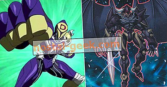 Yu-Gi-Oh: 10 Kad Heroes Paling Berkuasa, Kedudukan