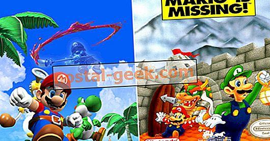 Les 8 meilleurs et 7 pires jeux Super Mario de tous les temps