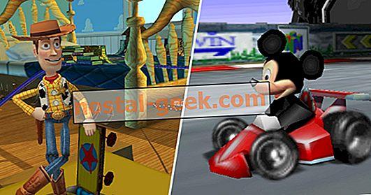 디즈니 최고의 15 가지 비디오 게임 (그리고 너무 창피했던 15 가지)