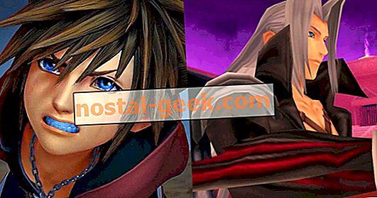 Top 10 der schwierigsten Bosskämpfe gegen Kingdom Hearts