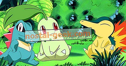 Pokémon: chaque évolution de démarrage de Johto, classé