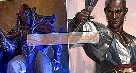 마술에서 가장 강한 모노-블루 사령관 10 명 : 집결