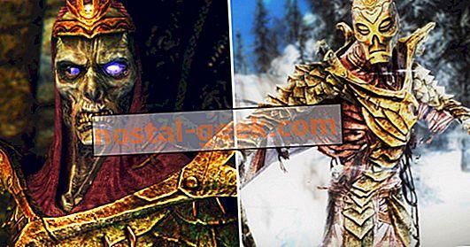 Skyrim:Dragon Priestについて意味のない10のこと