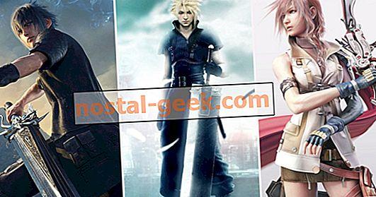 Setiap Karakter Utama Dalam Final Fantasy Ber Peringkat Dari Terburuk Menjadi Terbaik