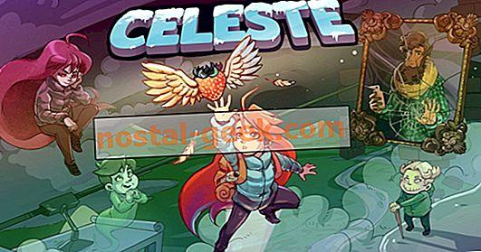 Celeste: Strawberi paling sukar untuk Kumpulkan
