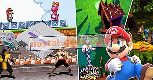 Les 15 meilleurs jeux SNES auxquels personne n'a joué (et 15 mauvais jeux auxquels tout le monde a joué)