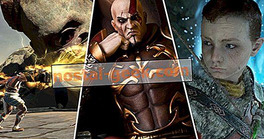 Gott des Krieges: 10 Supermächte Nur Superfans wissen, dass Kratos (und 10 Schwächen) hat