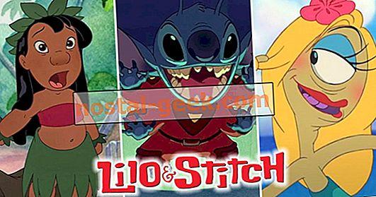 Disney: 25 Geheimnisse über Lilo & Stitch, die nicht von dieser Welt sind
