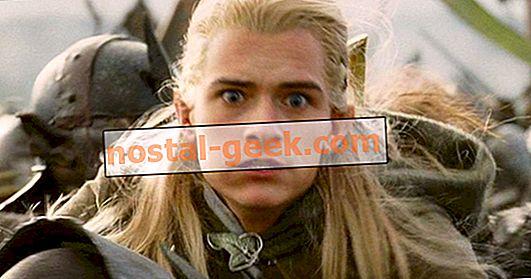 Lord Of The Rings: 25 Hal Konyol Tentang Legolas yang Tidak Masuk Akal