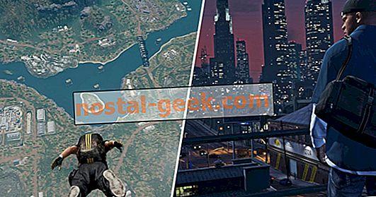 Les 30 plus grands mondes ouverts de jeux vidéo de tous les temps (du plus petit au plus grand)
