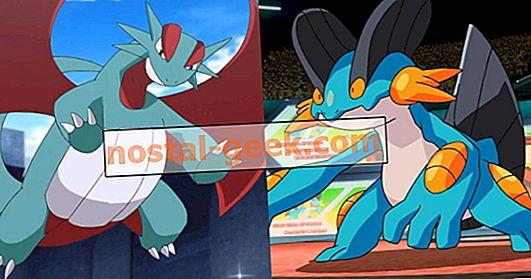 Pokémon: créer l'équipe parfaite de Gen III