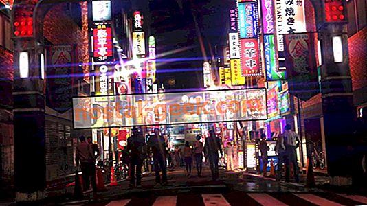 Yakuza: 10 choses que vous ne saviez pas sur Kamurocho
