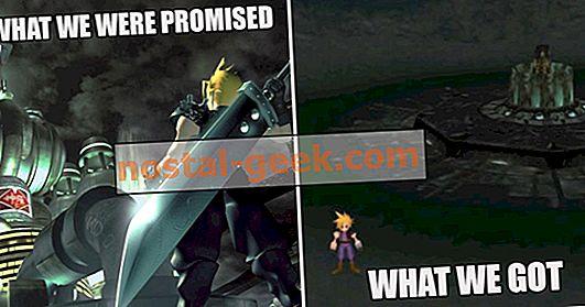 25 Hilarious Final Fantasy 7 Memes Nur echte Fans werden es verstehen