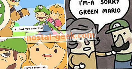 Familienfehde: 25 Hilarious Mario Vs.  Luigi Meme, die Fans zur Wahl bringen
