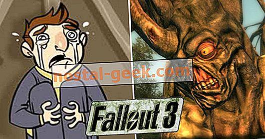 25 cose fantastiche che solo i superfan sapevano di Fallout 3