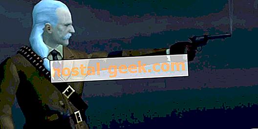 Metal Gear Solid: 10 Badass Revolver Ocelot Zitate, die Sie nicht vergessen werden