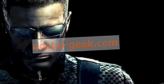 Die 10 gruseligsten Schurken von Resident Evil
