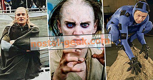 Herr der Ringe: 25 Fotos hinter den Kulissen, die die Art und Weise verändern, wie wir die Filme sehen