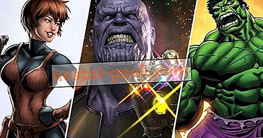 Förunder: 25 karaktärer som besegrade Thanos (Och det är för pinsamt för ord)