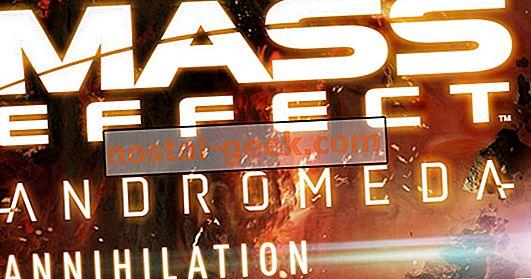 Efek Massa: Tinjauan Pemusnahan: Novel Tie-In Merayakan Alien yang Kami Hilang di Andromeda