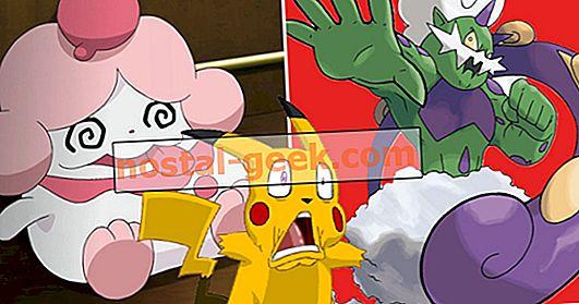 15 Pokémon, die jeder vergisst, existieren (und 15, die für Worte zu peinlich sind)