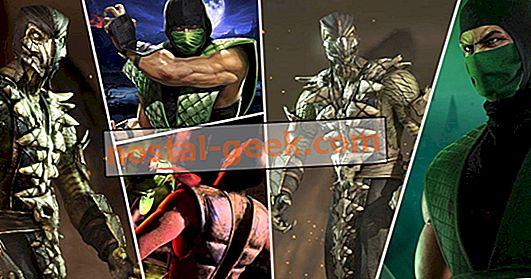 Mortal Kombat: 19 Dinge über Reptilien, die keinen Sinn ergeben